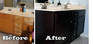 dark painted cabinets cool painting bathroom cabinets dark brown on minimalist with painting bathroom cabinets dark