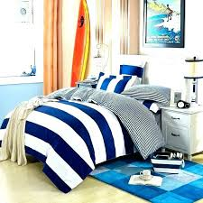 rugby stripe bedding twin