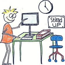 improve health and ivity with a stand up desk
