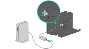how to install a lan adapter to nintendo switch nintendo support connect one end of an ethernet cable to the lan adapter and connect the other end to a network port on your modem or wired router
