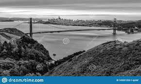 Marin County Tide Chart Marin County California View Of San Francisco Bay Stock