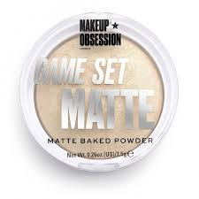 <b>Пудра компактная Makeup Obsession</b> Game Set Matte Formentera ...