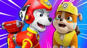ᴴᴰ Những Chú Chó Cứu Hộ - Phần 2 Đội Cứu Hộ Và Ngoài Hành Tinh - YouTube
