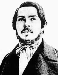 <b>Friedrich Engels</b> – damals 29 Jahre alt. Quelle: cepa.newschool.edu - FriedrichEngels1820_1895