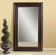 Mirror Designs For Living Room Home Accessories Stunning Leaner Mirror Design With Complex Frame