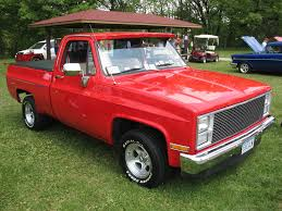 Detailed: 1983 Chevy C10 Truck (TONS of pics)