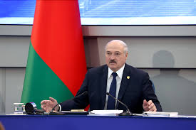 The desire to avoid escalation, by way of appeasement or limp expressions of outrage, cannot avoid. Lukashenko Says Belarus May Submit New Eurovision Entry After Backlash Reuters