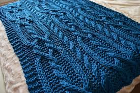 Blanket Patterns Awesome Blanket Knitting Patterns To Try Out Fashionarrow