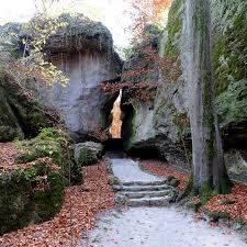 sanspareil rock garden wonsees