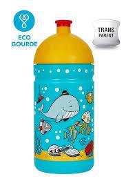 Botella de Agua Ecológica para niños 0,5L sin BPA sin Ftalatos ...