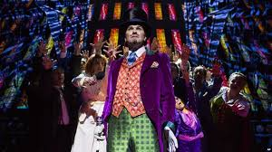 west end s charlie and the chocolate factory closing playbill