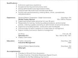 Millwright Resume Cover Letter Best of Millwright Resume Millwright Resume Example Millwright Resume Sample
