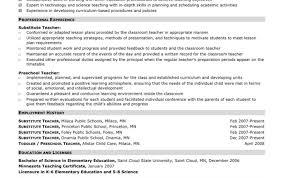 Teaching Resume Sample Pdf Download Templates Free Word Document