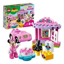 <b>Конструктор LEGO</b>® <b>DUPLO</b>® <b>Disney</b> 10873 День рождения Минни