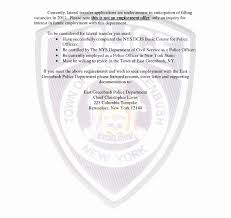 Cover Letter For Police Officer Best Of Fascinating Law Enforcement