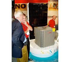 Solar HVAC