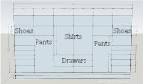 Small Picture How to plan and design a built in closet Sawdust Girl