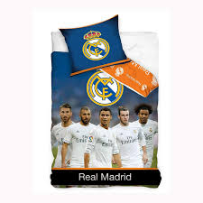 real madrid cf stars single cotton duvet cover set co uk
