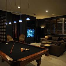 gaming man cave. 50 Gaming Man Cave Design Ideas For Men \u2013 Manly Home Retreats M