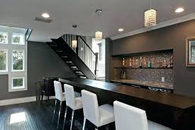 white home bar furniture. Contemporary Home Bar Furniture White With Dark Wood Counter And