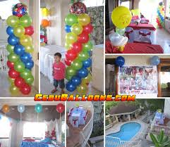 Avengers Party Decorations Avengers Ironman Captain America Thor Etc Cebu Balloons And