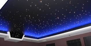 Night Stars Bedroom Lamp