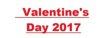 valentines Day 2017 logo