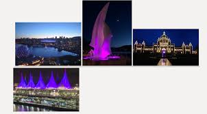 2019 has been proclaimed by the province of british columbia as june als awareness month in bc on june 1st bc landmark buildings will light up in