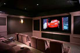 Home Theater Room Design Decor Color Ideas Contemporary At Home