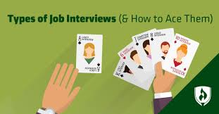 Job Interview Types 7 Types Of Job Interviews And How To Ace Them Rasmussen