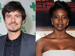 Sigh… does anyone else feel sorry for orlando bloom? Legolas Clair Huxtable S Daughter To Star In Interracial Romeo Juliet On Broadway Gothamist