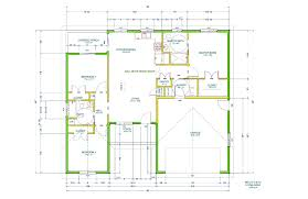 ADA Americans With Disabilities Act House PlansHandicap Accessible Home Plans