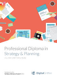 professional diploma in digital strategy planning what you ll learn