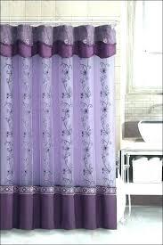 purple kitchen curtains window valance dark full size of