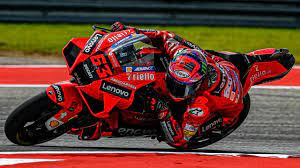 Pecco Bagnaia Takes Pole At Marquez's Usual Rodeo In Austin - Bullfrag