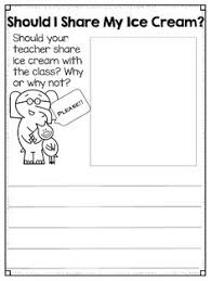 math with mo willems book characters and a writing freebie elementary amc
