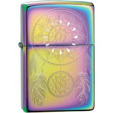 <b>Зажигалка</b> Zippo <b>Multi Color Dream</b> Catcher 49023