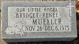 MUELLER, BRIDGET RENEE - Black Hawk County, Iowa | BRIDGET RENEE MUELLER -  Iowa Gravestone Photos