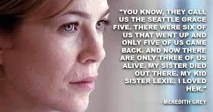 Best Greys Anatomy Quotes Beauteous Best Grey's Anatomy Season 48 Quotes Women