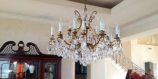 chandelier mirror light fixture cleaning