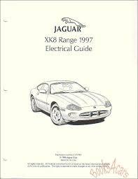 jaguar manuals at books4cars com 97 xk8 electrical wiring manual by jaguar for xk 8 97 s97xk8