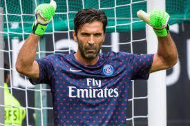 بوفون يؤازر باريس سان جيرمان أمام بايرن ميونخ فى نهائي دوري الأبطال - صوت  الدار