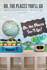 oh the places you ll go graduation