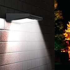 brightest solar landscape lights brightest led solar light outdoor wireless waterproof motion sensor brightest solar patio