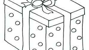 Gift Tag Coloring Page Christmas Gift Coloring Pages Selibabimedia Info
