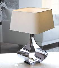 table lamp for simple chrome table lamp and brushed chrome touch table lamp with opaque glass