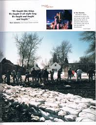 East Grand Forks Light And Water Red River Flood 1997 2012