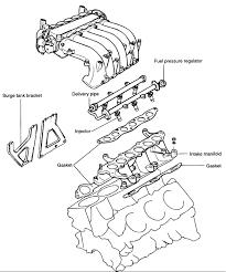 hyundai santa fe v6 air intake intake manifold back yard mecanic ask your own hyundai question