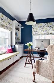 best wall color for office. home office in benjamin moore van deusen blue hc156 benjaminmoorevandeusenbluehc156 best wall color for s