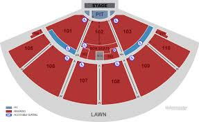 Cynthia Pavilion Seating Chart Tickets Maroon 5 Woodlands Tx At Live Nation